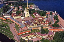 City tour with the visit of St.Peter and Paul Fortress