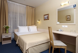 Economy double / Economy twin room