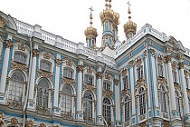 Pushkin (Tsarskoye Selo), Catherine Palace and Park
